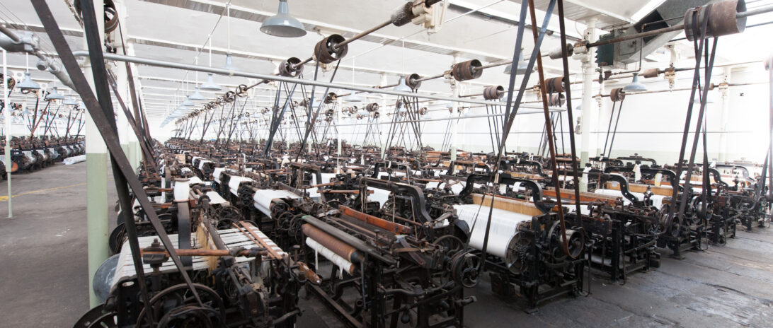 Industrial Revolution, Textiles and Printing