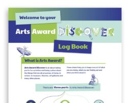 Arts Award Discover Online